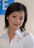 ασιατική επιχειρησιακή &gamm στοκ φωτογραφίες