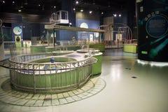 Ασιατική Κίνα, Πεκίνο, κινεζική επιστήμη και αίθουσα έκθεσης ŒIndoor Museumï ¼ τεχνολογίας, επιστήμη και τεχνολογία, Στοκ Φωτογραφίες