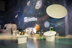Ασιατική Κίνα, Πεκίνο, κινεζική επιστήμη και αίθουσα έκθεσης ŒIndoor Museumï ¼ τεχνολογίας, επιστήμη και τεχνολογία, Στοκ εικόνα με δικαίωμα ελεύθερης χρήσης
