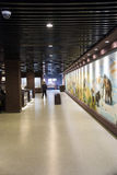Ασιατική Κίνα, Πεκίνο, μουσείο της αρχαίας αίθουσας έκθεσης ŒIndoor animalï ¼, Στοκ Φωτογραφία