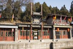 Ασιατική Κίνα, Πεκίνο το θερινό παλάτι, οδός Suzhou Στοκ εικόνα με δικαίωμα ελεύθερης χρήσης