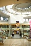 Ασιατική Κίνα, Πεκίνο, Wangfujing, εμπορικό κέντρο APM, εσωτερικό κατάστημα σχεδίου, Στοκ Φωτογραφίες