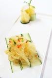 ασιατική κουζίνα Στοκ Εικόνες