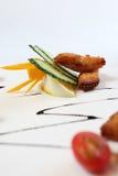 ασιατική κουζίνα Στοκ Εικόνα