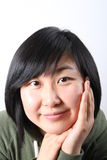 Ασιατική κυρία Στοκ εικόνες με δικαίωμα ελεύθερης χρήσης