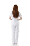 Ασιατική νοσοκόμα Στοκ Εικόνες