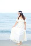 Ασιατική νύφη Στοκ φωτογραφία με δικαίωμα ελεύθερης χρήσης