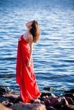 ασιατική ομορφιά Στοκ Εικόνες
