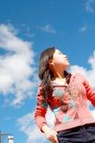 ασιατική ομορφιά Στοκ φωτογραφίες με δικαίωμα ελεύθερης χρήσης
