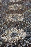 ασιατική πέτρα μωσαϊκών Στοκ φωτογραφίες με δικαίωμα ελεύθερης χρήσης