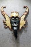 Ασιατική παράξενη μάσκα Στοκ εικόνες με δικαίωμα ελεύθερης χρήσης