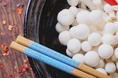 Ασιατική προετοιμασία μεσημεριανού γεύματος Στοκ εικόνα με δικαίωμα ελεύθερης χρήσης