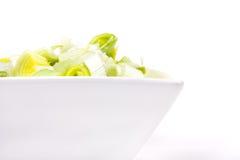 ασιατική σαλάτα στοκ εικόνες με δικαίωμα ελεύθερης χρήσης