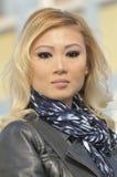 ασιατική όμορφη γυναίκα headshot Στοκ φωτογραφία με δικαίωμα ελεύθερης χρήσης