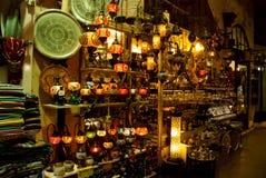 Ασιατική bazaar Ιστανμπούλ Στοκ Εικόνες