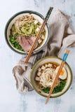 ασιατική noodle σούπα Στοκ φωτογραφία με δικαίωμα ελεύθερης χρήσης