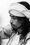 Ασιατικοί λαοί οδών Στοκ Εικόνες