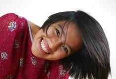 ασιατικός έφηβος σειράς Στοκ εικόνα με δικαίωμα ελεύθερης χρήσης