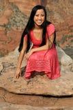 ασιατικός έφηβος Στοκ φωτογραφίες με δικαίωμα ελεύθερης χρήσης