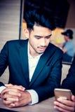 ασιατικός επιχειρηματία&s Στοκ Εικόνες