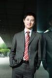 ασιατικός επιχειρηματία&s στοκ φωτογραφίες