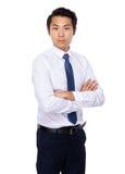 ασιατικός επιχειρηματία&s Στοκ Φωτογραφία