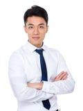 ασιατικός επιχειρηματία&s Στοκ φωτογραφία με δικαίωμα ελεύθερης χρήσης