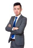 ασιατικός επιχειρηματία&s Στοκ φωτογραφίες με δικαίωμα ελεύθερης χρήσης