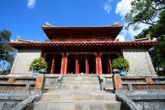 ασιατικός ναός ανατολικ& Στοκ εικόνα με δικαίωμα ελεύθερης χρήσης