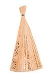 ασιατικός ξύλινος ανεμι&sig Στοκ Εικόνες