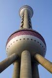 ασιατικός πύργος μαργαρ&iota Στοκ Εικόνες