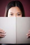 Ασιατικός φοιτητής πανεπιστημίου Στοκ Εικόνα