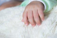 ασιατικός ύπνος μωρών Στοκ εικόνα με δικαίωμα ελεύθερης χρήσης
