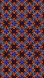 Ασιατικό άνευ ραφής γεωμετρικό σχέδιο άνευ ραφής floral σχέδιο πλέγματος, διανυσματικό σχέδιο πλέγματος, γραφικό σχέδιο γραμμών τ διανυσματική απεικόνιση