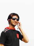 ασιατικό αγόρι που απολ&alph Στοκ Εικόνες