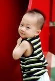 ασιατικό αγόρι χαριτωμένο Στοκ εικόνα με δικαίωμα ελεύθερης χρήσης