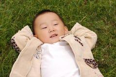 ασιατικό αγόρι όμορφο στοκ εικόνα