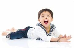 ασιατικό αγόρι Στοκ Φωτογραφίες