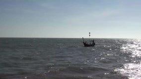 Ασιατικό αλιευτικό σκάφος φιλμ μικρού μήκους