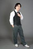 ασιατικό αρσενικό τζαζ χ&omicr Στοκ φωτογραφίες με δικαίωμα ελεύθερης χρήσης