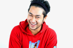 ασιατικό αρσενικό Στοκ φωτογραφία με δικαίωμα ελεύθερης χρήσης