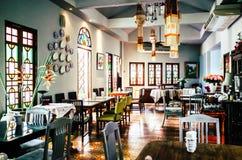 ασιατικό εστιατόριο στοκ φωτογραφίες