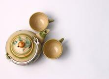 ασιατικό καθορισμένο τσά&i Στοκ φωτογραφίες με δικαίωμα ελεύθερης χρήσης