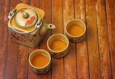 ασιατικό καθορισμένο τσά&i Στοκ εικόνα με δικαίωμα ελεύθερης χρήσης