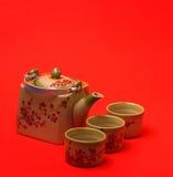 ασιατικό καθορισμένο τσά&i Στοκ εικόνες με δικαίωμα ελεύθερης χρήσης