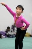 ασιατικό κατσίκι χορού Στοκ Εικόνες
