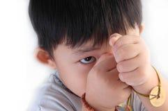 ασιατικό κατσίκι Στοκ φωτογραφία με δικαίωμα ελεύθερης χρήσης