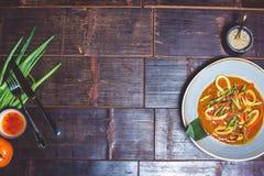 Ασιατικό καυτό γεύμα Στοκ φωτογραφίες με δικαίωμα ελεύθερης χρήσης