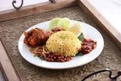 Ασιατικό κολλώδες ρύζι Στοκ Φωτογραφία
