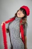 ασιατικό κορίτσι ευτυχέ&sig Στοκ φωτογραφίες με δικαίωμα ελεύθερης χρήσης